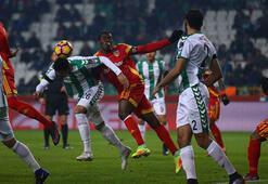 Atiker Konyaspor - Kayserispor: 1-0