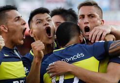 Superclasiconun galibi Boca Juniors
