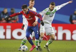 CSKA Moskova - Wolfsburg: 0-2
