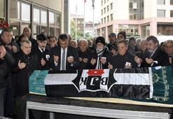 Beşiktaş Kulübü, Faik Akdil için tören düzenledi