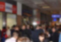 Moskovadaki Türk yolcular isyan etti