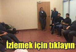 Türk yolcular: Bize kaçak muamelesi yapılıyor