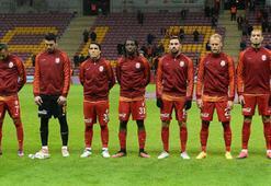 Galatasarayın kupa kadrosu açıklandı
