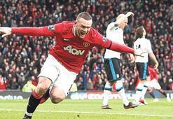 Rooney zirveye taşıdı