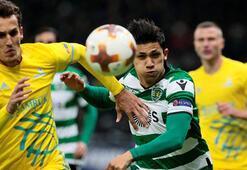 Astana-Sporting Lizbon: 1-3