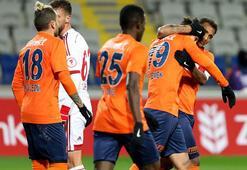 Medipol Başakşehir-Sivasspor: 2-0