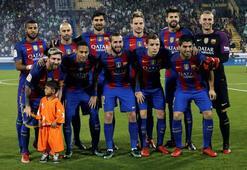 Barcelonadan El-Ehliye 5 gol