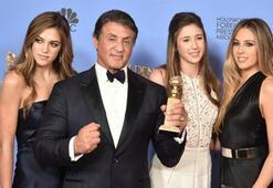 Rockynin kızları birlikte ödül verecek