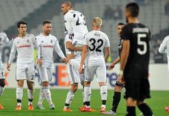 Beşiktaş ist Gruppenführer