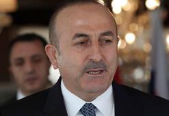 Çavuşoğlu, AB büyükelçileriyle buluştu