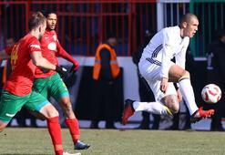 Amed Sportif 1 - 1 Fenerbahçe