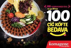 Komagene ile her ayın 15i çiğ köfte günü