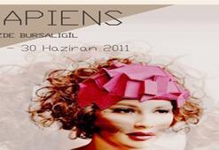 Sapiens şapka sergisi