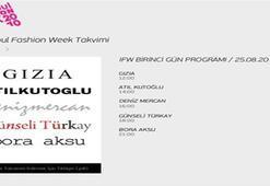 Istanbul Fashion Week Ağustos 2010 - 1.Gün