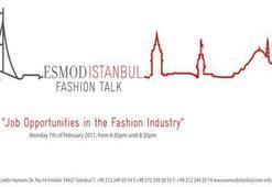 Moda Endüstrisinde İş Olanakları Konferansı - Esmod ISTANBUL