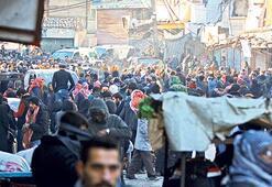 Halep'ten kaçış