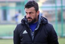 Şanlıurfasporda teknik direktör Tandoğan istifa etti