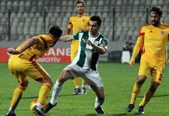 Bursaspor - Kayserispor: 1-2