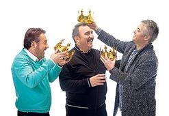 En 'kral' buluşma