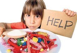 'Şeker bağımlısı  çocuk alkole de aday'