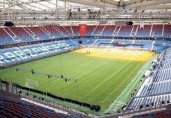 Trabzon yeni yuvasına kavuşuyor