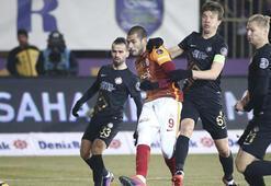 Osmanlıspor - Galatasaray: 2-2 / İşte maçın özeti