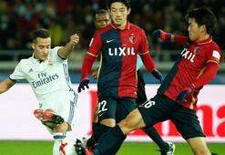Real Madrid - Kashima Antlers: 4-2