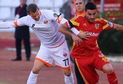 Adanaspor - Kayserispor: 2-1