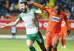 Aytemiz Alanyaspor - Akhisar Belediyespor: 0-0