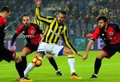 Fenerbahçe - Gençlerbirliği: 3-0 / İşte maçın özeti