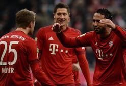 Bundesligada Bayern Münih 14 haftada 40 puan toplayarak rekor kırdı