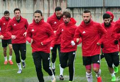 Gaziantepspor, Gölcükspor maçı hazırlıklarına başladı