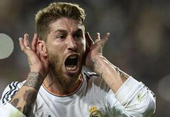 20de 20 bildi Ramosun son saniye golü...