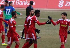 Yeni Amasyaspor: 2 - Sivasspor: 3