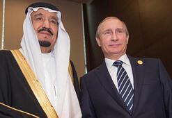 Putin ve Kral Selman Suriye ve Körfezi görüştü