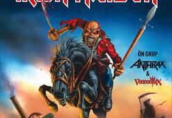 Iron Maidendan İstanbullu hayranlarına mesaj var