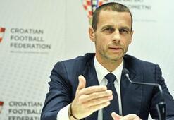 UEFA buna izin vermeyecek