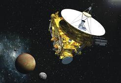 New Horizons uydusu tarihe geçti NASA en uzaktan çekilen fotoğrafı paylaştı
