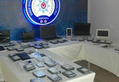 FBI'dan gelen raporla Ankara'da 15 çocuk pornocusu yakalandı