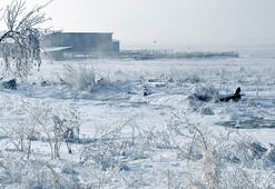 Doğu Anadolu buz tuttu, Batı Akdeniz için kar uyarısı var