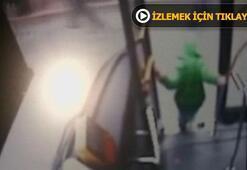 Küçük çocuk İETT otobüsünde dehşeti yaşadı