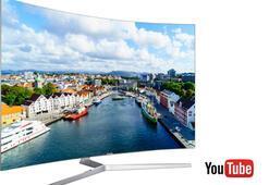 YouTube'un HDR içerikleri Samsung TV'lerde