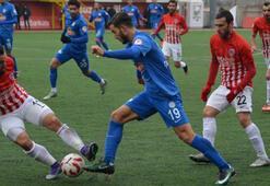 Sancaktepe Belediyespor: 0 - Çaykur Rizespor: 1