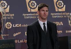 La Liganın en iyileri ödüllendirildi
