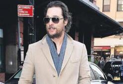 Matthew McConaughey imaj değiştirdi