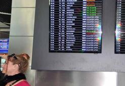 Yolcu azalınca Rus uçağı seferini iptal etti