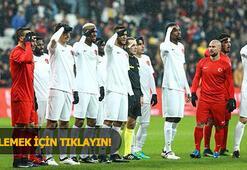 Şehitlere Saygı maçında 7 gol sesi Türkiye kazandı