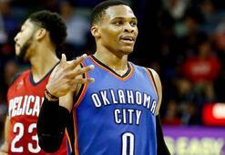 Westbrooktan Pelicans potasına 42 sayı