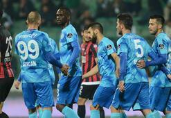Bursaspor - UTAŞ Uşakspor: 3-0