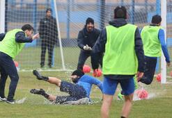 Adana Demirspor, Sivasspor hazırlıklarını sürdürüyor